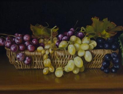 Cesto d'uva