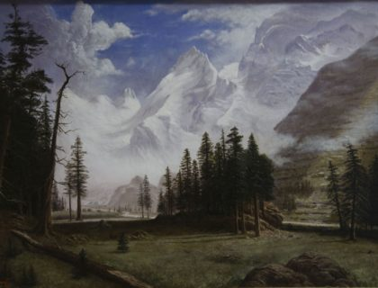 Omaggio a A. Bierstadt