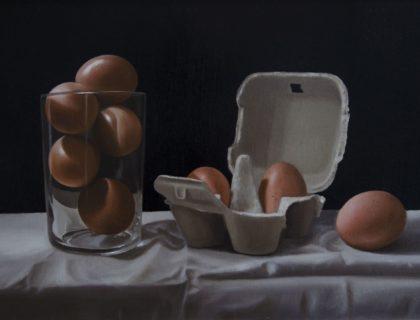 Otto uova