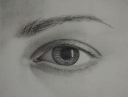 Studio di occhio